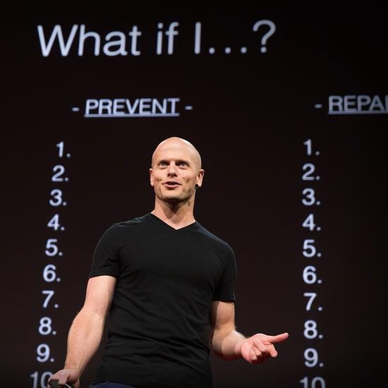 TIM FERRISS – WHY YOU SHOULD DEFINE YOUR FEARS INSTEAD OF YOUR GOALS