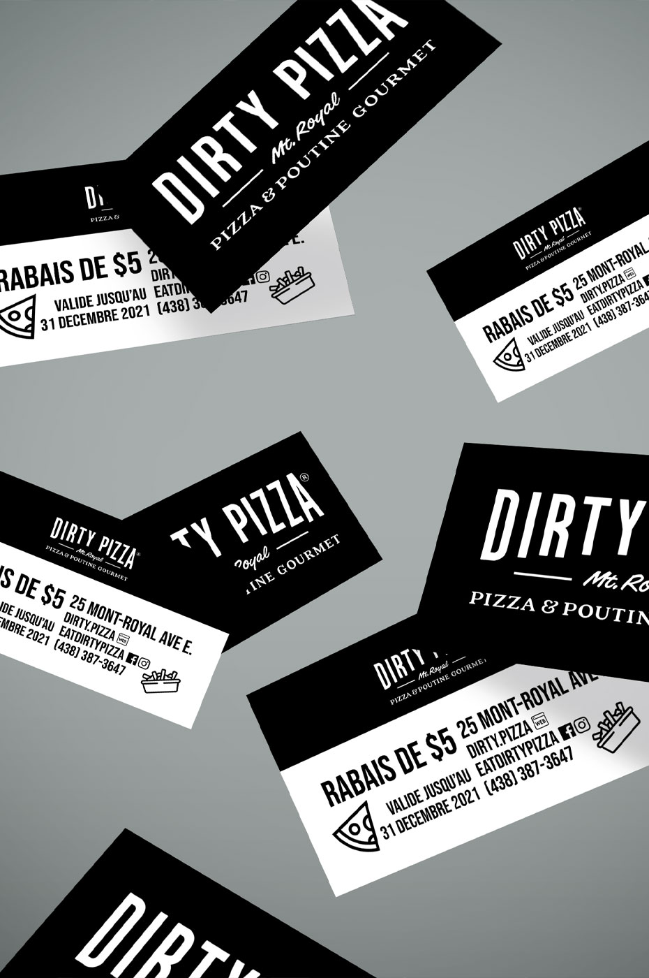 Dirty Pizza