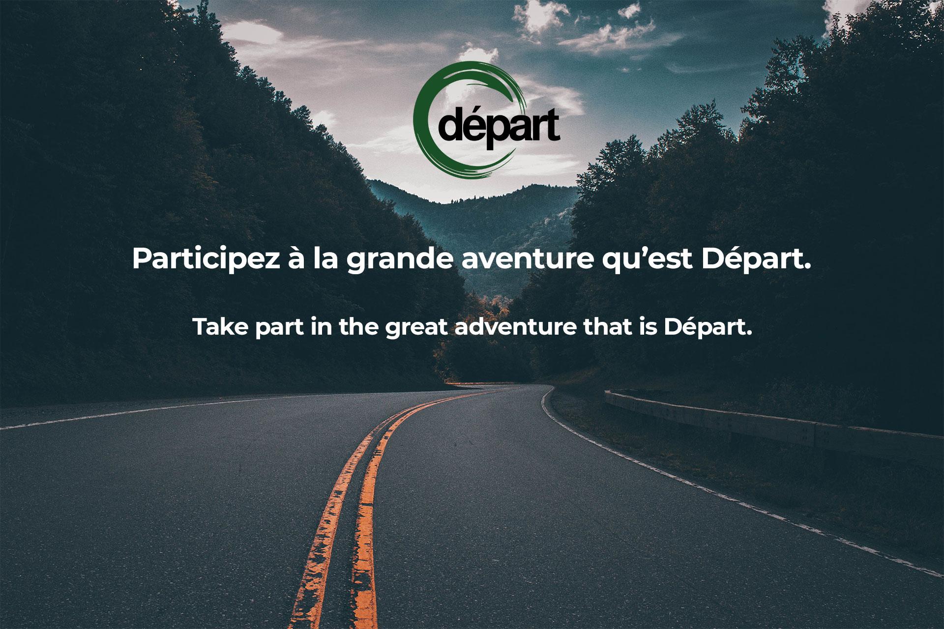 Départ Transport